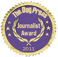 Dog Press Journalist Award