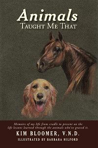 New Book Teaches Life Lessons for People Through Animals