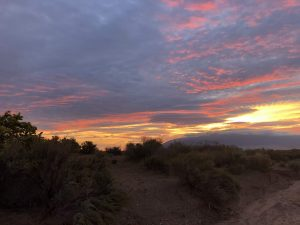 NM Sunrise by Dr. Kim Bloomer