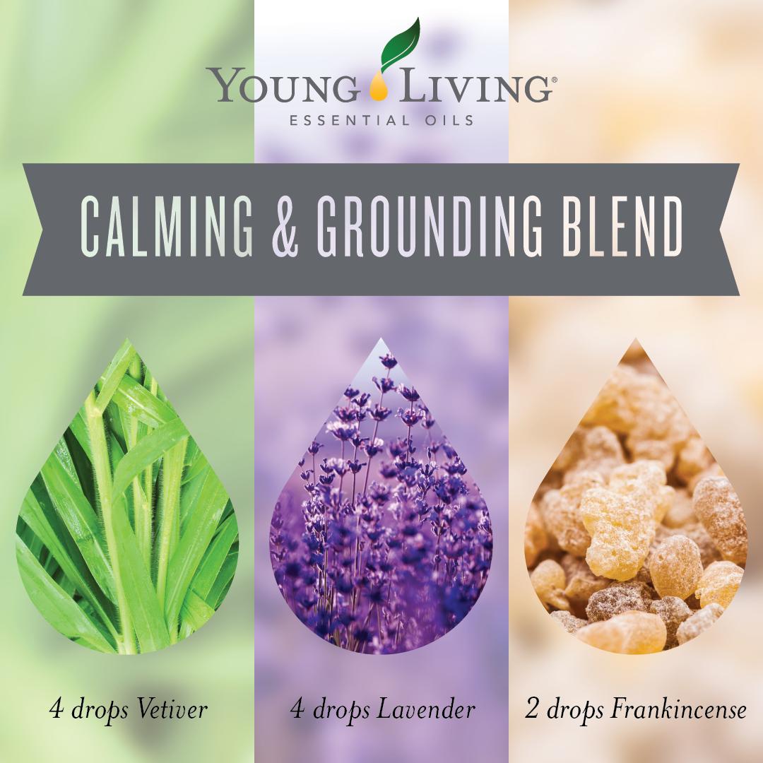 Calming Ground blend