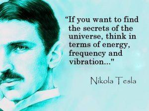 Tesla Vibrations