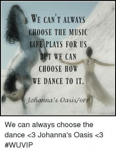 Choose the Dance