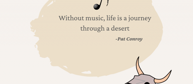 Deserts and Music